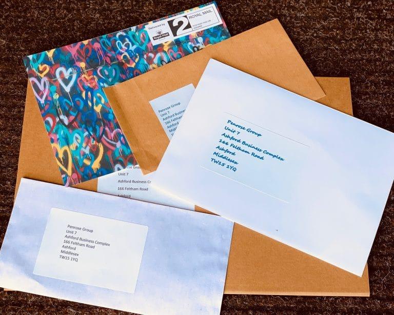 Envelope Print Company