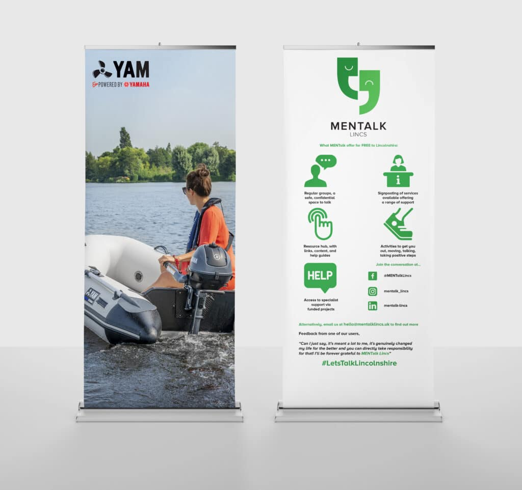 Large Format Print - Roller Banners