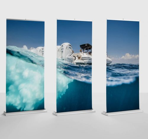 Large Format - Roller Banner